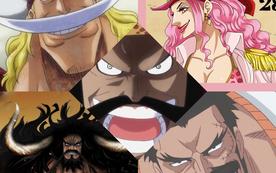 Sau nhiều ngày chờ đợi, băng hải tặc hùng mạnh nhất thế giới One Piece cũng xuất hiện trên anime