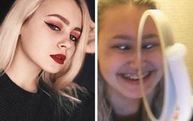 Những pha thay đổi nhan sắc của con gái còn ảo hơn cả photoshop