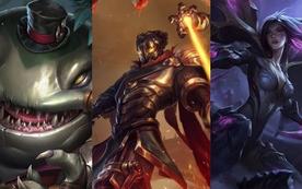3 unit lột xác cực mạnh khi được Riot đem trở lại Đấu Trường Chân Lý mùa 6 và biến thành unit 5 vàng