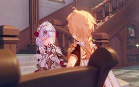 """Genshin Impact tung bản cập nhật lớn, biến thành game """"hẹn hò"""""""