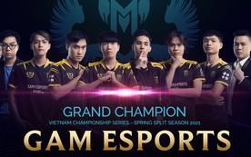 LMHT: Lật kèo ngoạn mục trước Saigon Buffalo, GAM Esports chính thức trở thành