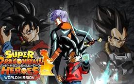 Super Dragon Ball Heroes chuẩn bị ra mắt tập mới, hứa hẹn những cuộc chiến bùng nổ và mãn nhãn