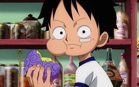 Các fan One Piece bất ngờ với việc Shanks Tóc Đỏ có thể đã cướp trái ác quỷ cao su từ tay Who Who