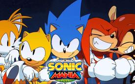 Tải ngay game huyền thoại Sonic Mania đang miễn phí 100%
