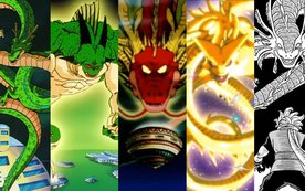 Top 10 Rồng thần