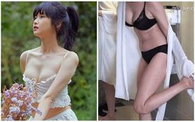 Khoe cận cảnh thân hình nóng bỏng sau khi tắm, nữ streamer khiến fan háo hức tìm mua ảnh, tạp chí 18+ cháy hàng ngay sau đó