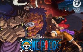 Anime One Piece tập 1000 phát sóng giữa tháng 11, trailer Sword Art Online đạt triệu view chỉ sau 5 ngày