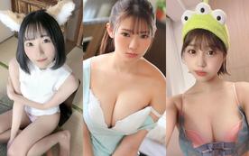 Loạt mỹ nhân 2k mới nổi đang leo top trong làng 18+ Nhật Bản (P.1)
