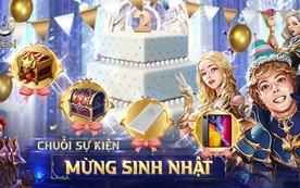 """Cộng đồng Mutizen hào hứng """"thổi nến cắt bánh"""" đón nhận chuỗi sự kiện mừng sinh nhật 2 tuổi MU Awaken VNG"""
