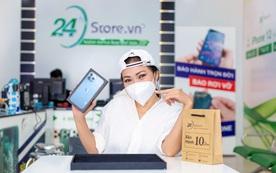 Phương Thanh sắm iPhone 13 Pro Max VN/A vì lý do không ai ngờ