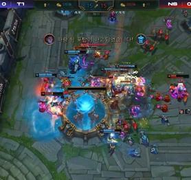 """Thi đấu bạc nhược, T1 hóa """"Jin Air 'Red' Wings"""", để thua Nongshim RedForce trong trận đấu """"hành xác"""" khán giả"""