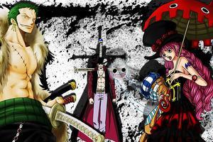 One Piece: Blackbeard và 7 nhân vật được fan