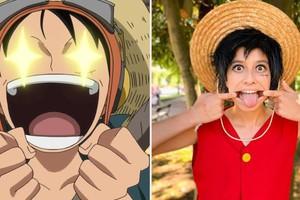 One Piece: 10 phiên bản cosplay Luffy tuyệt vời đến mức chả khác gì trong manga / anime