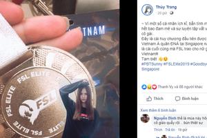 Hotgirl Liên Quân Mobile Việt đồng loạt lên tiếng