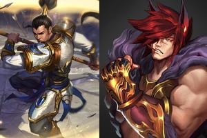 Không phải Draven, Xin Zhao mới chính là người cha thất lạc của Sett?