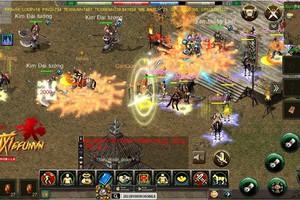 Game thủ Việt ào ào chơi huyền thoại Võ Lâm mobile, NPH phải tức tốc mở server mới