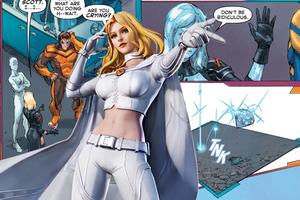 Marvel Comics: Dị nhân Emma Frost có thể khóc