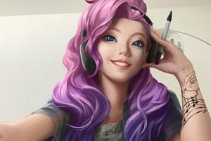 Hướng dẫn làm chủ Seraphine - Nữ idol có khả năng giao tranh cực kì mạnh của LMHT