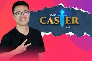 BLV Hoàng Luân: Ling Cao Thủ và Văn Tùng là 2 ứng viên nặng ký cho chức vô địch giải đấu solo Best Caster VN