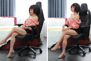 Review ghế gaming xịn xò Corsair T3 Rush: Êm ái từ chất liệu vải cao cấp, giá lại 'ngon lành'