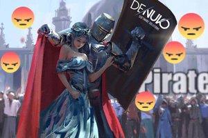 Phiên bản mới nhất của Denuvo chính thức gục gã, hàng loạt bom tấn bị crack tơi bời