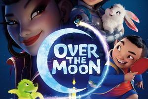 """Netflix khởi chiếu bộ phim """"Vươn tới cung trăng"""" dựa trên truyền thuyết của Á Đông về Nữ thần mặt trăng"""