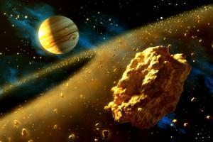Phát hiện tiểu hành tinh độc nhất vô nhị trong hệ Mặt Trời, trị giá 10.000 triệu tỉ USD