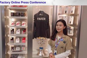 SK Telecom chuẩn bị khai trương T Factory, fan có thể đến mua đồ và 'sờ' cúp Vô Địch của 'chủ tịch' Faker