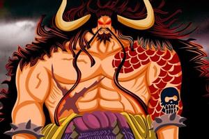One Piece chap 994: Kaido trở lại dạng người, liệu Cửu Hồng Bao có bị