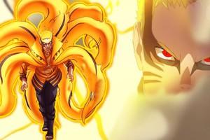 Boruto: Những nghi vấn thú vị xung quanh hình dạng Cửu Vĩ mới của Naruto