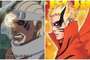 Lý thuyết: Giống như Naruto, các Jinchuriki khác có thể sử dụng chế độ