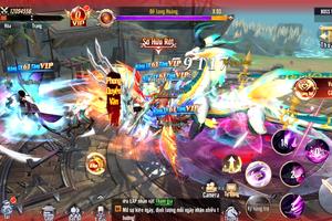 500 anh em phát sốt với Tiếu Ngạo Võ Lâm - Thiên đường mới của người chơi hệ