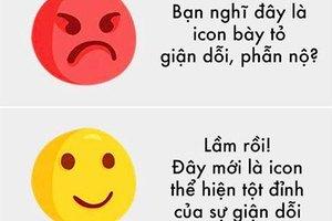 Lý do khiến emoji