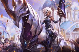 Riot Games dập tắt ý định mang tướng mới Rell lên Đường trên của game thủ chỉ với những chi tiết này
