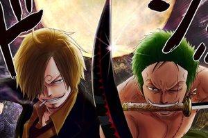 Spoiler One Piece chap 997: Sanji bị Black Maria bắt sống, Zoro hạ gục và lấy được thuốc giải từ tay Apoo