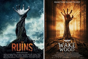 """Những poster cực đỉnh khiến 2 bộ phim không liên quan lại giống nhau đến kỳ lạ, tất cả chỉ là """"mượn ý tưởng"""""""