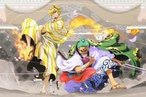 One Piece chap 997: Sanji có thực sự là