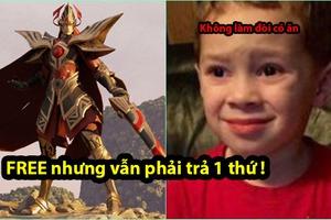 Garena tặng FREE skin Việt nhưng có thể đòi thứ khiến game thủ Liên Quân