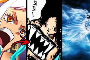 One Piece: Phải chăng bạch hổ Yamato chính là nhân tố cuối cùng của tứ linh để tạo ra long mạch