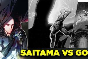 One Punch Man: Bàn luận cuộc chiến giữa Saitama và GOD, người duy nhất làm rách áo của