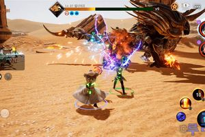 TERA Hero - Siêu phẩm MMORPG xứ Hàn sử dụng Unreal Engine 4 lộ ngày ra mắt