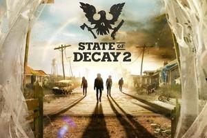 Siêu phẩm sinh tồn State of Decay 2 sẽ lên kệ Steam vào tháng sau