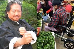 Đại ca võ thuật khét tiếng đa tình, cuối đời ngồi xe lăn đi chợ mua rau cho vợ