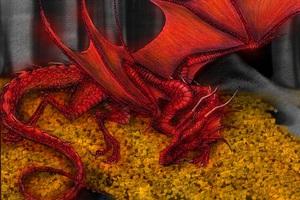 Màu sắc vảy rồng và cách phân chia sức mạnh từng loài trong thần thoại, hóa ra rồng đen là con xấu tính nhất