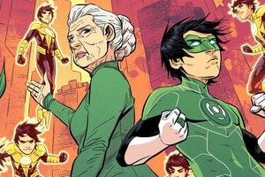 DC Comics: Điểm lại những chi tiết thú vị trong bộ truyện về siêu anh hùng Green Lantern người Việt - Tài Phạm