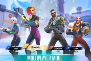 Rise: Shooter Arena - Lại thêm game mobile FPS lấy cảm hứng từ Overwatch mở đăng ký