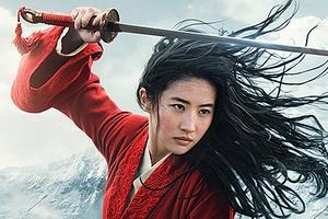 Mulan - Hoa Mộc Lan tung bộ poster mới