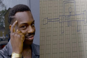 Game thủ 7 tuổi vẽ lại hệ thống vũ khí trong PUBG khiến cư dân mạng