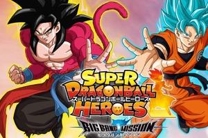 Super Dragon Ball Heroes phần 2 sẽ là