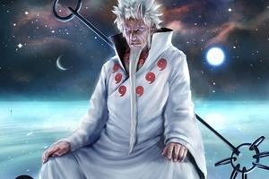 Naruto: Top 6 thần khí siêu mạnh của Lục Đạo Tiên Nhân, người